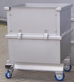 Accessoire autoclave steriflow