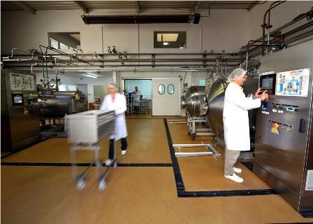 Testez la stérilisation de vos produits alimentaires et médicaux