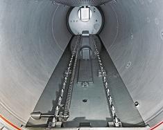 Autoclave - Porte à ouverture verticale