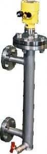 Le Niveau radar : Il permet de mesurer avec précision le niveau d'eau de l'autoclave